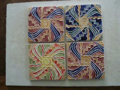Arts & Crafts tegels | Aan huis gebakken | Kunstzinnig.nl
