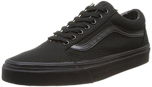 Oferta: 70€ Dto: -40%. Comprar Ofertas de Vans U OLD SKOOL BLACK/BLACK - Zapatillas de lona unisex, Negro (Nero (Schwarz/Black/Black)), 43 barato. ¡Mira las ofertas!