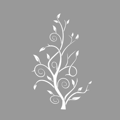 Sjabloon boom - Maak op maat en bestel