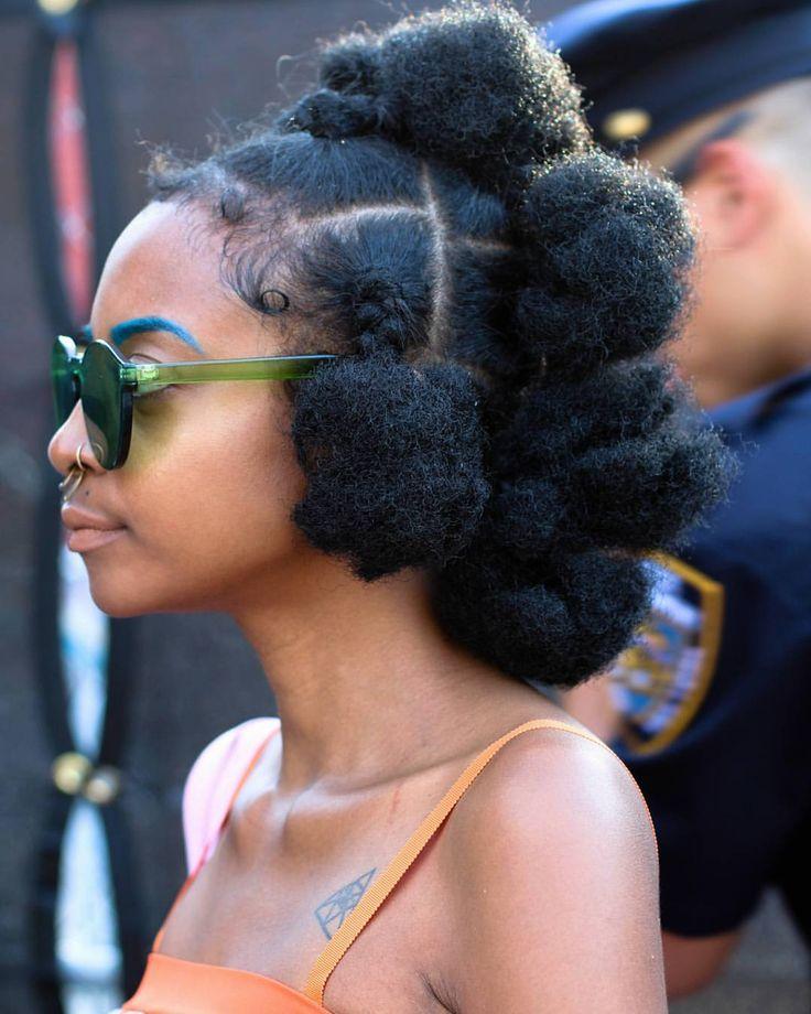 Préférence 89 best Vanilles cheveux crépus naturels images on Pinterest  PA17