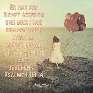 Psalmen 118:14