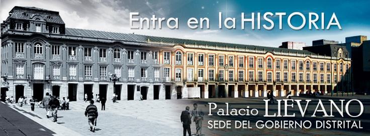 Recorridos guiados por el Palacio Liévano, INSCRIPCIONES GRATUITAS. Más información www.bogotaturismo.gov.co