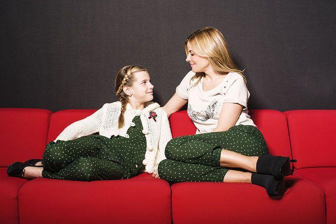 Pepita Pérez: línea madre e hija es una auténtica maravilla (fotos de José Aguilar).  Año nuevo, planes nuevos - My Lightstyle - Blogs Harper's Bazaar