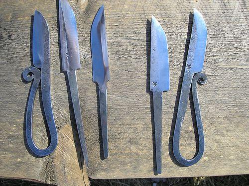 Fresh knives