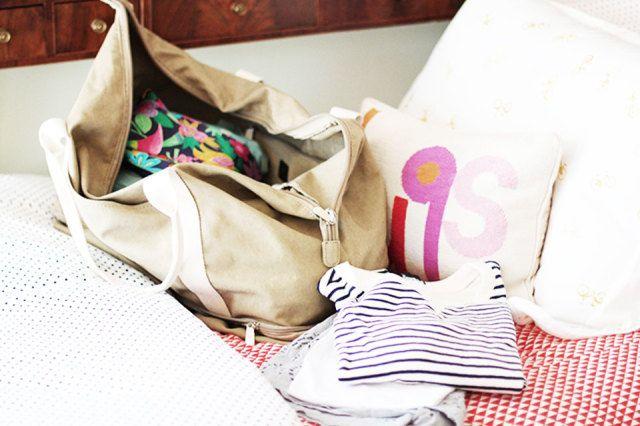 Bevallingstas - Wat klaarzetten? De lijst met inhoud voor ziekenhuistas