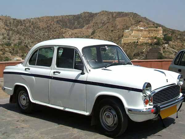 Ambassador Car, the classic work-horse