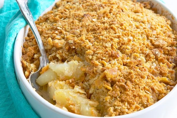 Warm your loved ones to the core with this homemade crumble.
