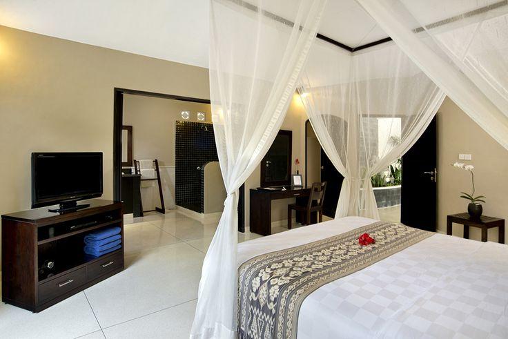 3 bedroom villa bedroom #dusunvillas #bali