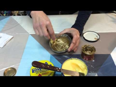COMO HACER PÁTINA DE DEDO DORADA Y PLATA - HOW TO MAKE GOLD AND SILVER PATINA APPLIED FINGER - YouTube