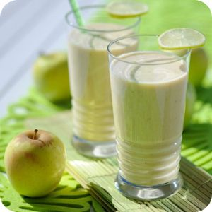 Apple, Honey and Hazelnut Smoothie