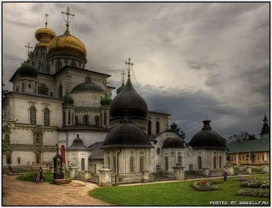 ово-Иерусалимский монастырь под Москвой