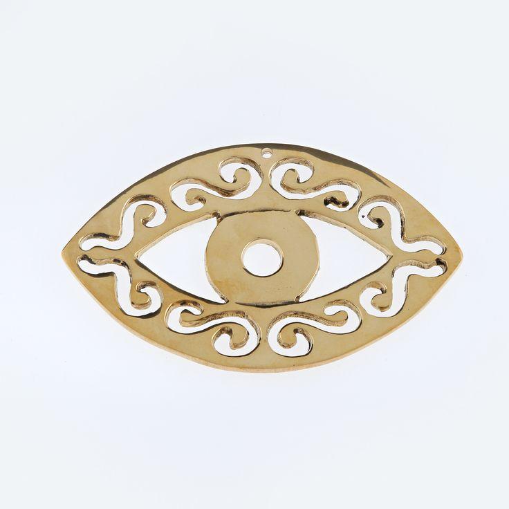 Elitecrafters.com metal eye ornament