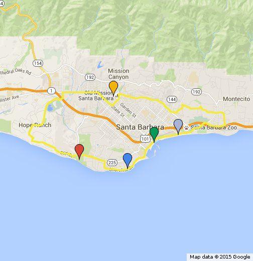 15 Best Images About Santa Barbara On Pinterest Santa