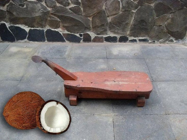 Typical Minang instrument