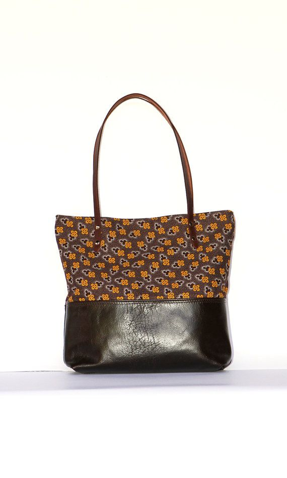 Check out this item in my Etsy shop https://www.etsy.com/listing/233503720/african-brown-leather-tribal-tote-bag