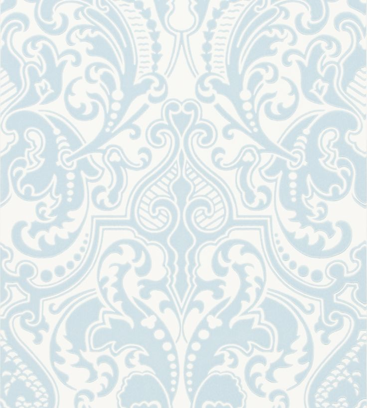 Ralph Lauren Gwynne Damask Wallpaper, £68, Amara
