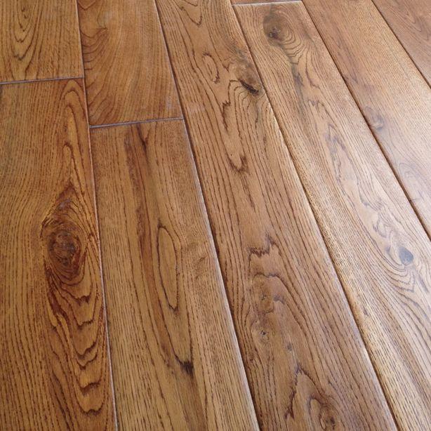 White Oak A-B-C-D Prefinished Flooring