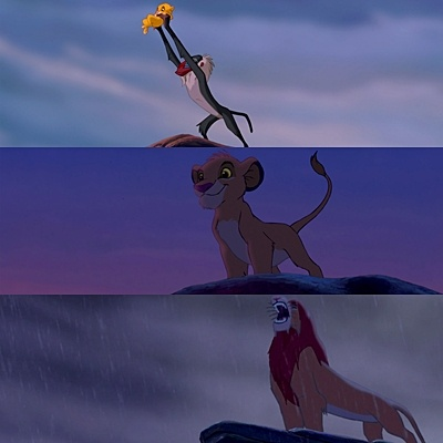 Simba!!!! Oh how the time flies :')