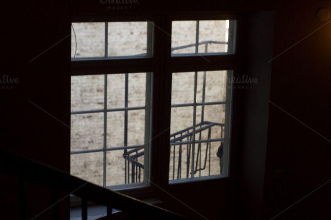 Window by LarisaDeac on @creativemarket