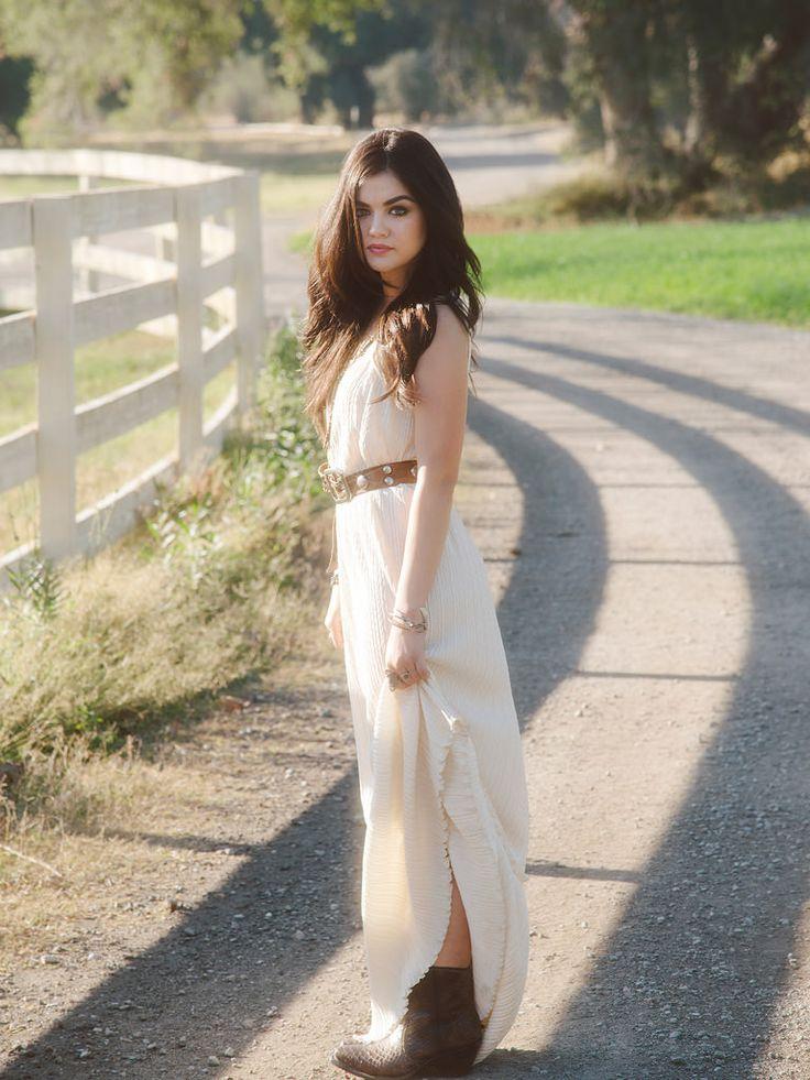 Люси Хейл — Фотосессия для «Road Between» 2013 – 10