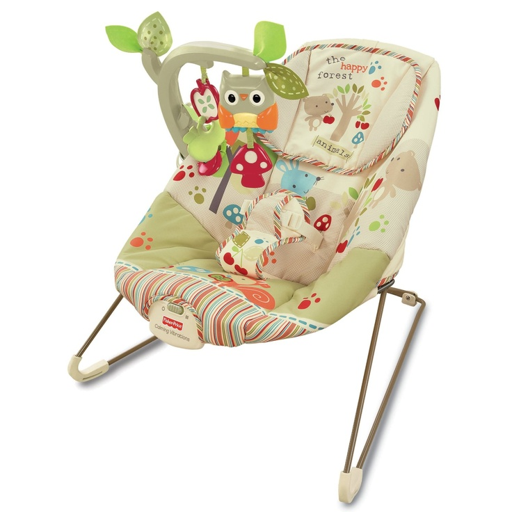 Vibrating Chair For Baby ... Friends Comfy Time Bouncer: Amazon.co.uk: Baby. Approx 43 pounds