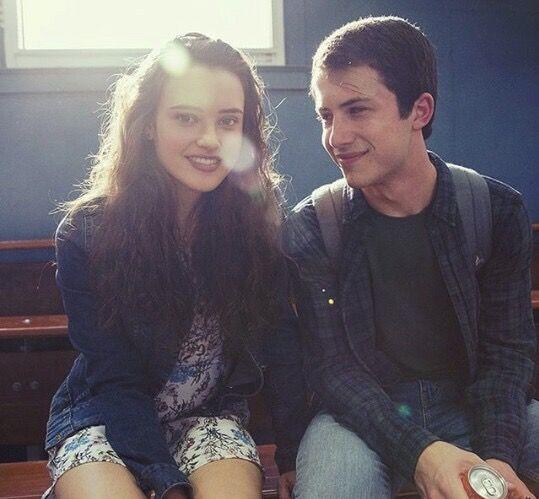 Clay and Hannah - 13 Reasons Why