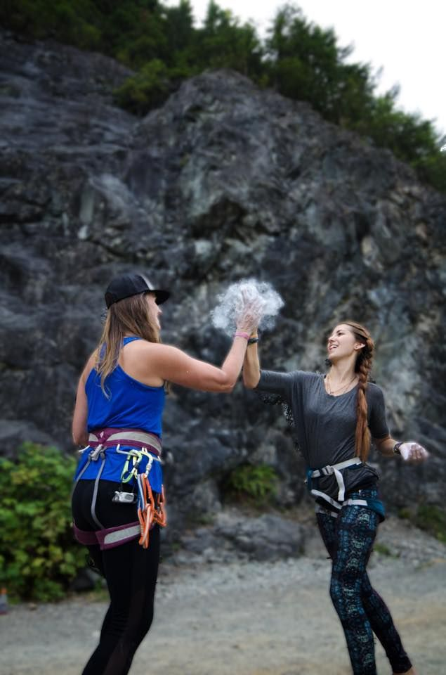 Let's go rock climbing in Washington State, Deception Crags, Exit 38.