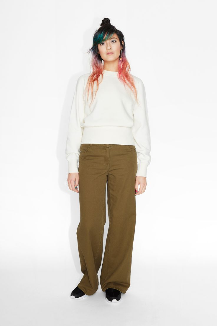NEW!               Carmen trousers