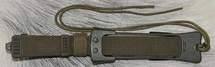Nóż myśliwski rambo przetrwania AITOR JUNGLE KING IIICHROM OPAJ-465