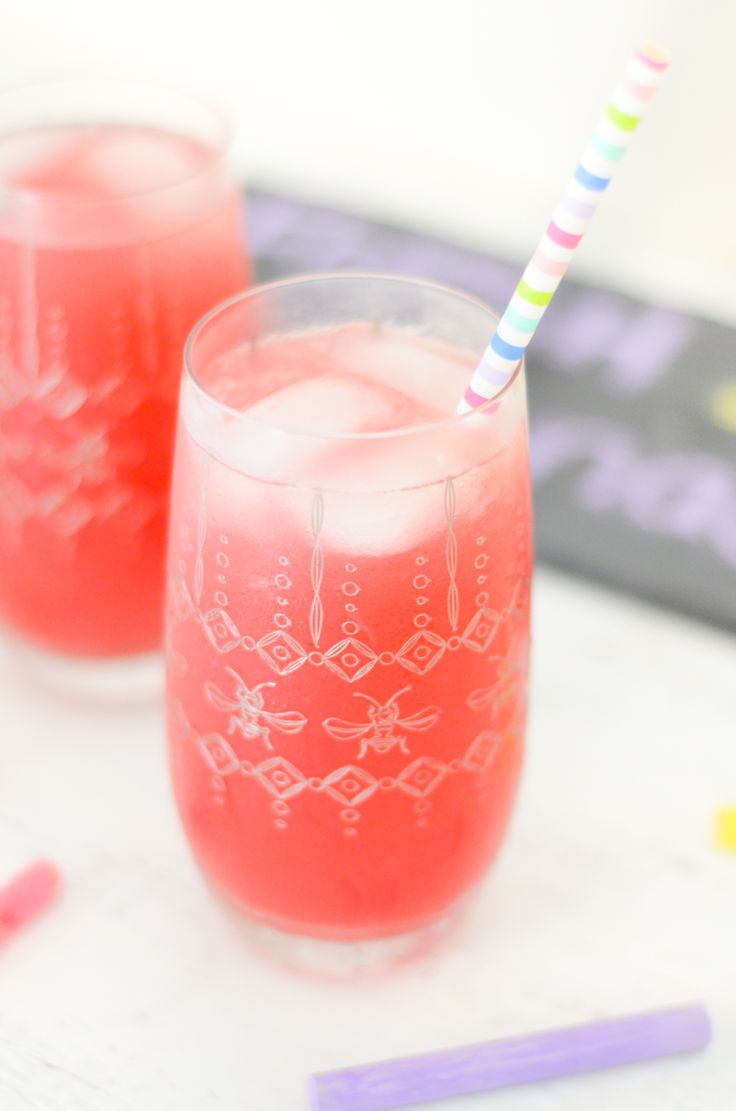 Pomegranate Blackberry Lemonade w. Goodbelly Probiotic Juice | Luci's Morsels :: Los Angeles Food Blogger