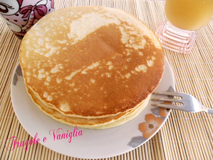 #Pancakes #frittelle americane