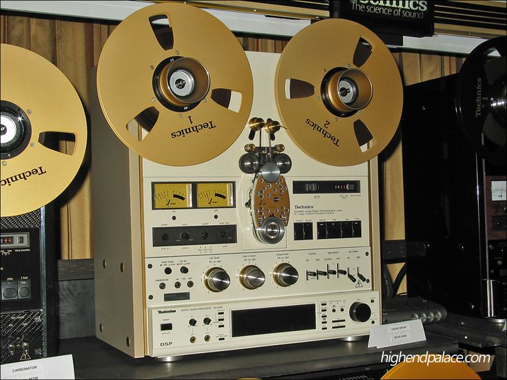 Technics  - Reel to Reel~~~ I bought two reels from the thrift store years ago.....Woodstock was listed on the cover....I can't find them, I have no idea what I did with them!!! I kick myself in the ass when I think about it. Woodstock for fucks sake!!! Ugh!!