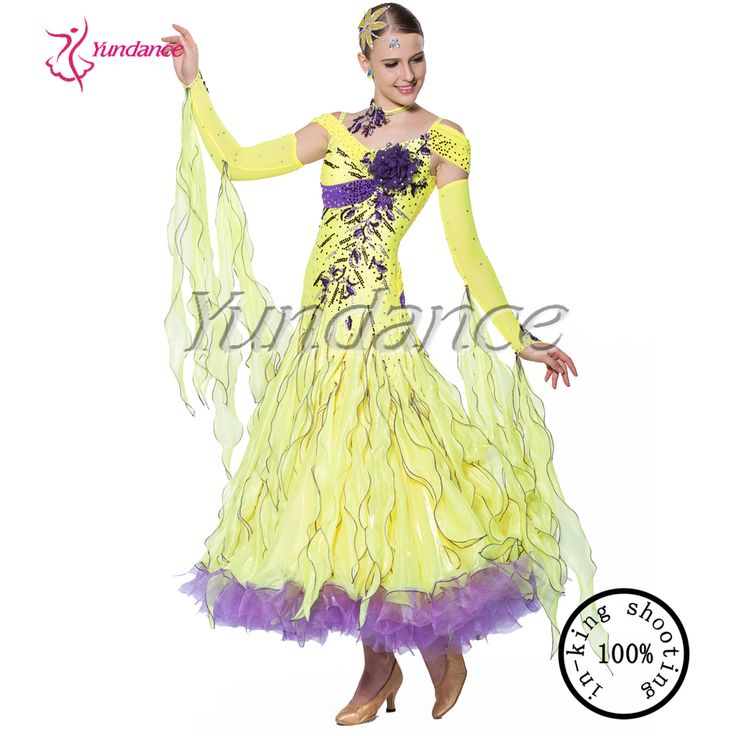 2015 New adult yellow dance dress for performance B-14134, View yellow dance dress for performance, yundance Product Details from Shenzhen Yundance Dress Design Co., Ltd. on Alibaba.com
