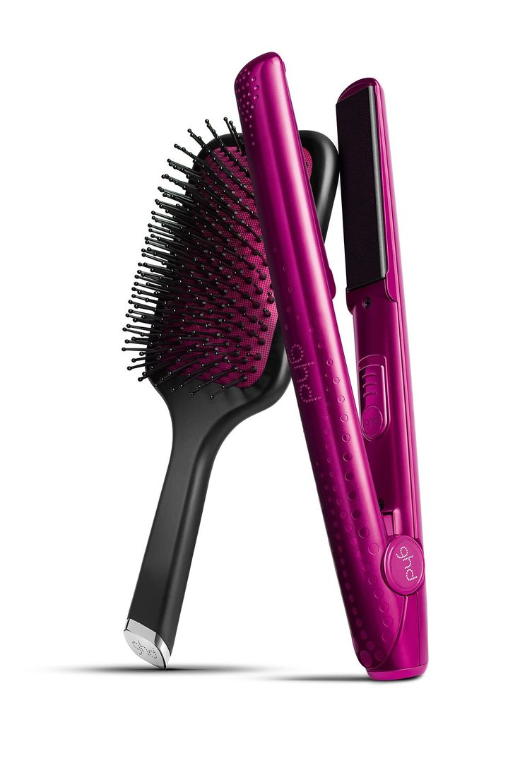 Tools with an edge. ghd Limited Edition Jewel Collection Pink Styler Set.