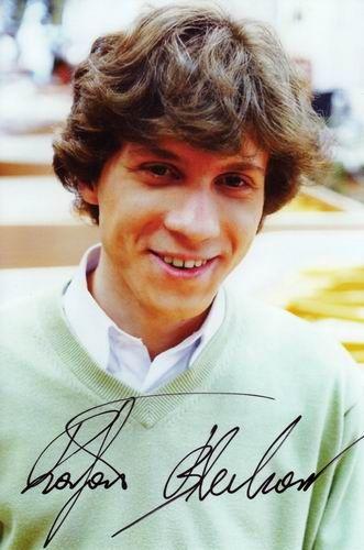 Rafal Blechacz autograph