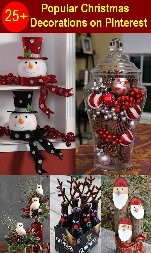 Most Popular Christmas Ornaments 2020 Most Popular Christmas Decorations on Pinterest   Christmas