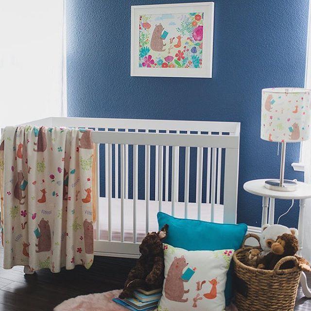 Lullaby Land Nursery Decorating Ideas: 405 Best Woodland Nursery Ideas Images On Pinterest