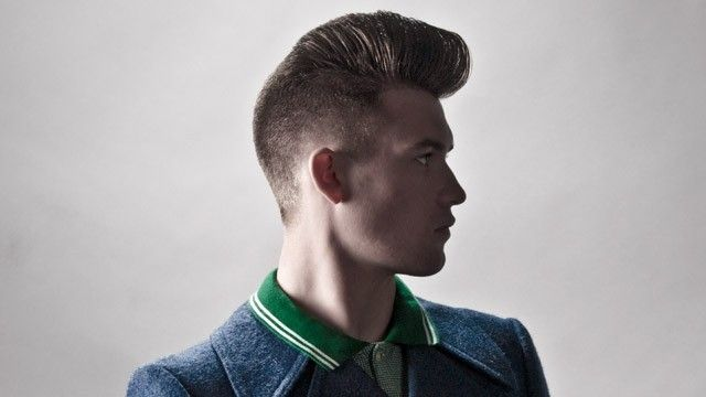 haircut for boys the psychobilly dale ted watkins salon basic haircut is a 9570