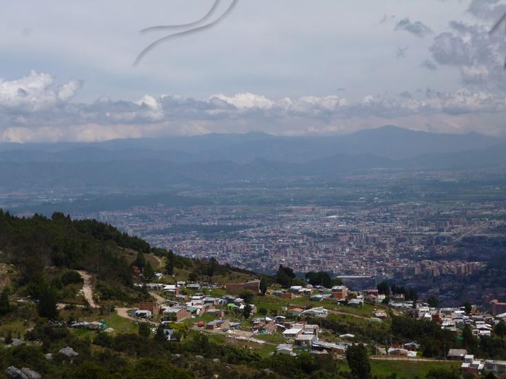 La Calera, Bogotá