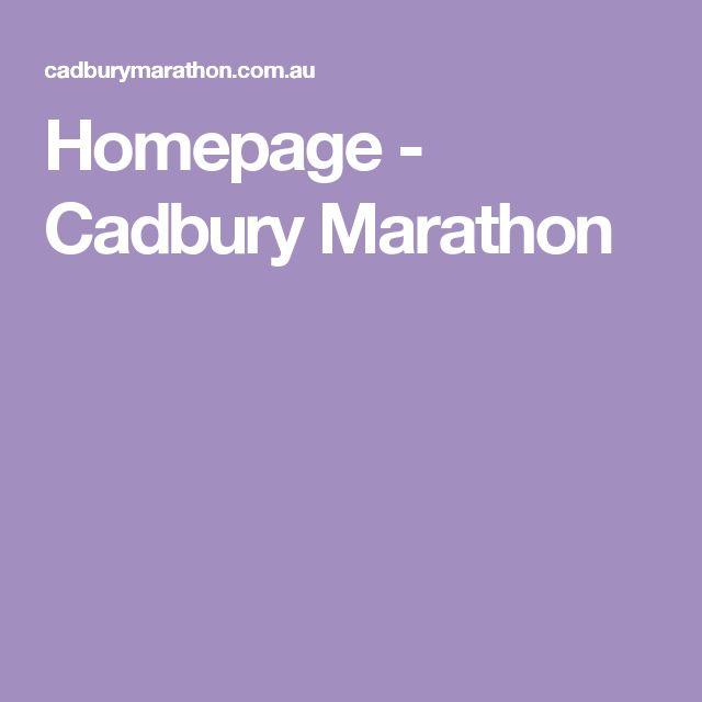 TAS - Cadbury Marathon - January