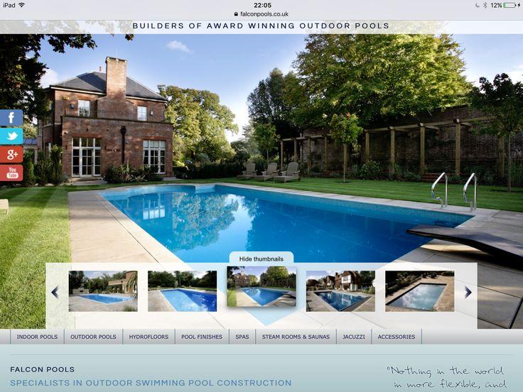18 best pool ideas for DO images on Pinterest Pools, Pool ideas - villa mit garten und pool