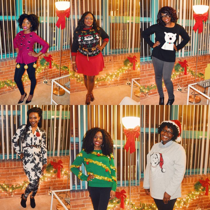 New Blog Post: Ugly Christmas Sweater Party (Friends Edition) Link: http://allthingsammamama.com/2015/12/ugly-christmas-sweater-party-friends-edition/