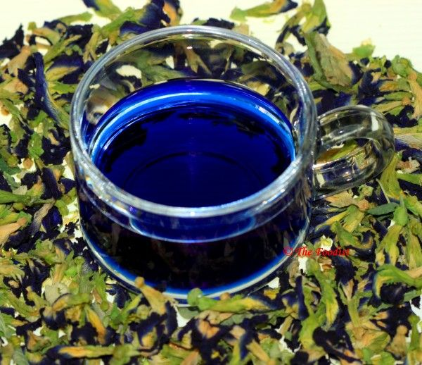 I drink butterfly pea flower tea | Songs, The flowers and ...