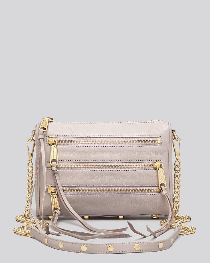 Can't get enough of @RebeccaMinkoff  perfect crossbody.