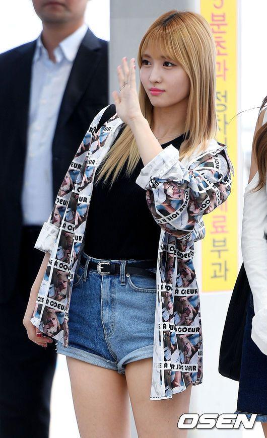30日午後、Twiceが「KCON 2016 LA」に出席するために仁川(インチョン) 国際空港からアメリカ・ロサンゼルスに出国した。 - 韓流・韓国芸能ニュースはKstyle