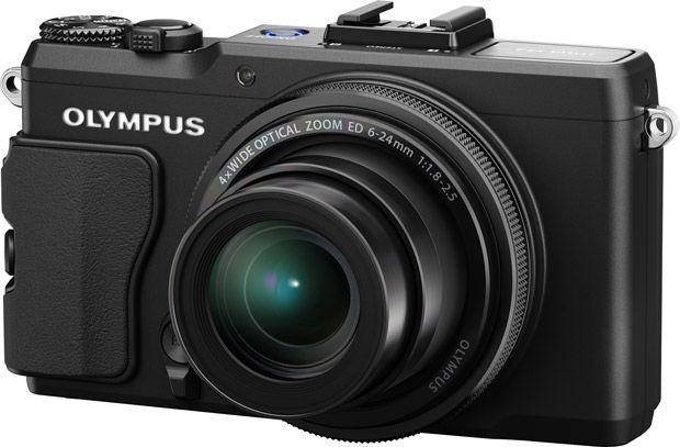 Olympus XZ-2 le nouveau compact expert