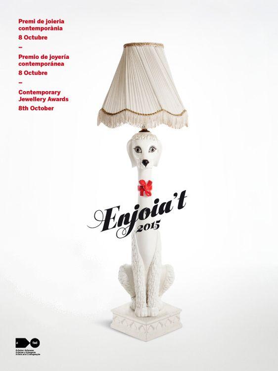 Enjoia't Awards 2015 Award  /  08 Oct 2015 - El 8 de octubre, a las 20h. en la Fábrica MORITZ (Ronda Sant Antoni 39, Barcelona).: