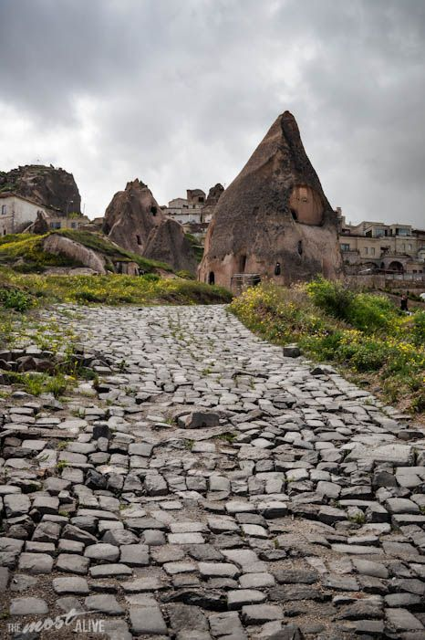 Throughout this feature series on the Cappadocia region of Turkey, the core attribute linking each post has, without a doubt, been the incredibly unique landscape that is found here.Read more@ http://themostalive.com/the-cappadocia-series-love-valley-when-nature-gets-pornographic/
