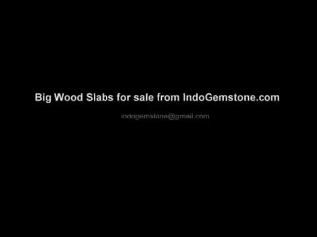 Big Wood Slabs for sale