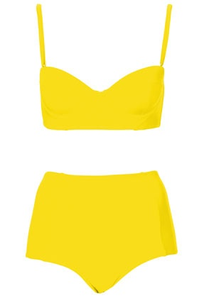 The only one we'll need.  Lime Longline Bikini.
